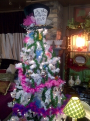 Photo of Mad Hatter Christmas Tree