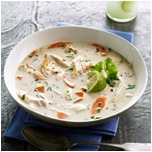 Photo of Coconut Lime Chicken Soup